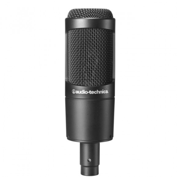 Audio Technica AT2035 Large Diaphragm Cardiod Condenser Microphone