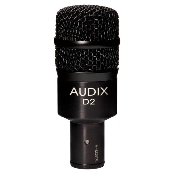 Audix D2 Dynamic Drum Microphone
