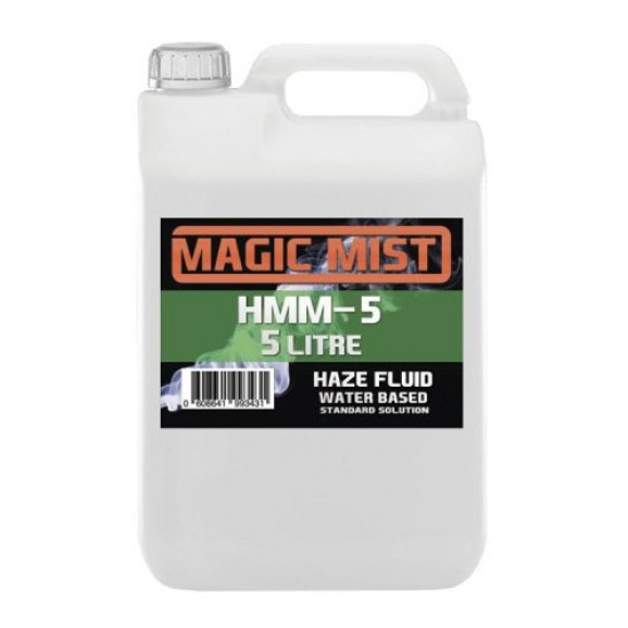AVE Lighting Magic Mist HMM-5 Haze Fluid 5 Litre