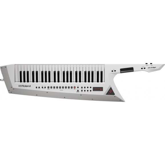 Roland - AX-Edge Wireless Keytar - White