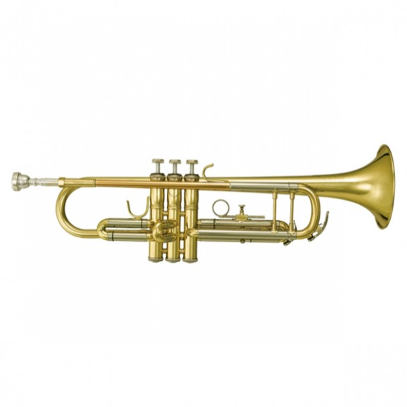 Bach Intermediate Step-Up Trumpet