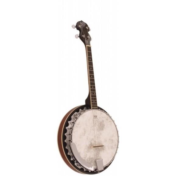 Barnes and Mullins Perfect Gaelic Irish 4 String Tenor Banjo