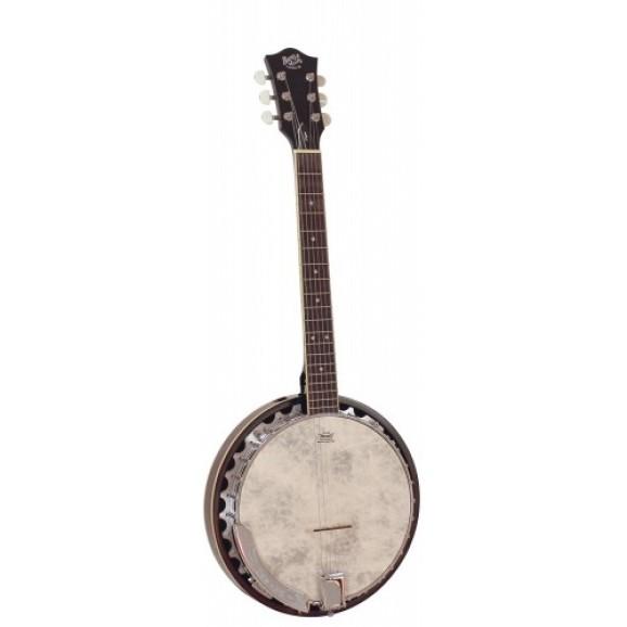 Barnes and Mullins BJ306 Perfect 6 String Banjo