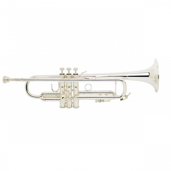 Bach Stradivarius 180S-37 Silver Plated Trumpet