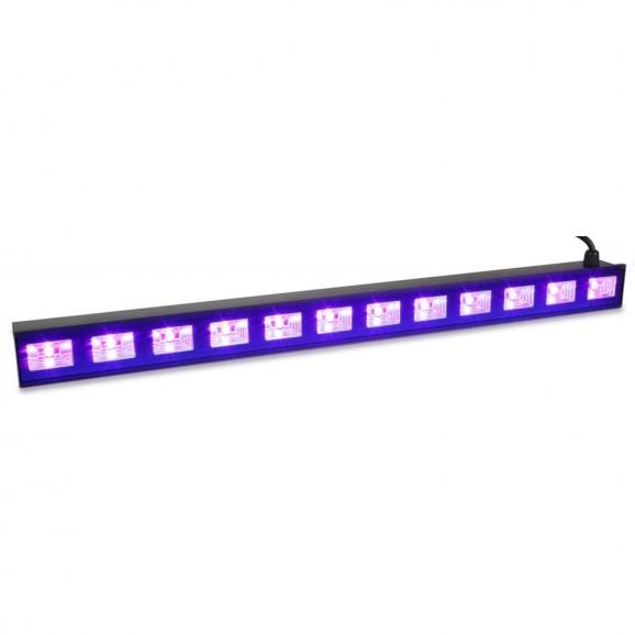 Beamz BUV123 LED UV BAR 12X3W