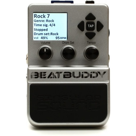 Singular Sound BeatBuddy BEA-BB Drum Machine Pedal