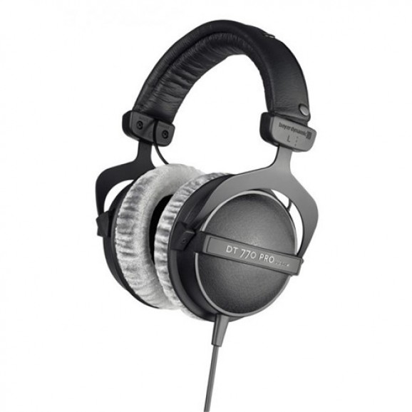 Beyerdynamic DT770 PRO Closed Studio Headphones - 80 Ohm