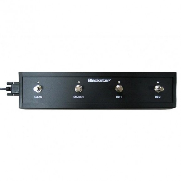 Blackstar FS-3 4-Way Footswitch for Series One Suits 200 & 104 Amplifiers
