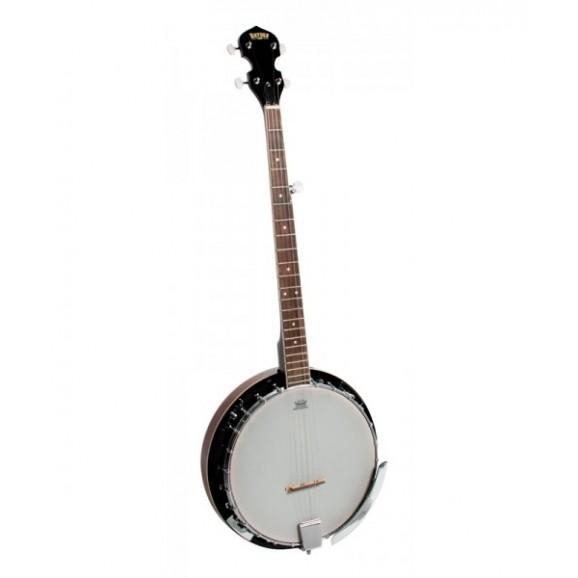 Bryden 5 String Banjo Gloss Vintage BST in Left Hand