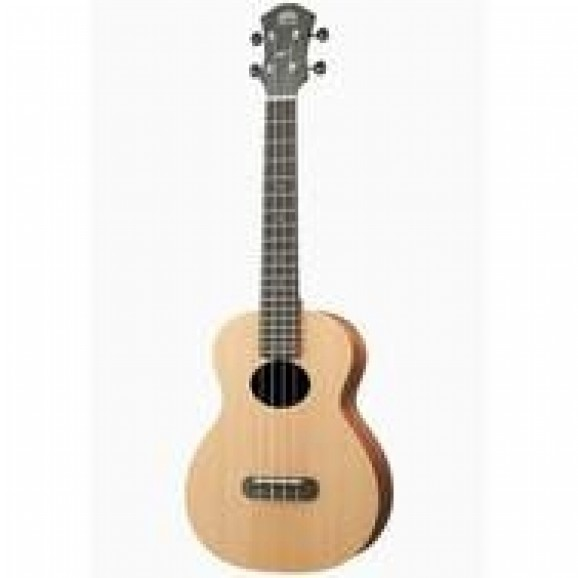 Anuenue Lumi Star Tenor Acoustic / Electric Ukulele with Solid Top