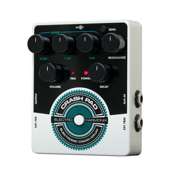 Electro Harmonix Crash Pad Effects Pedal