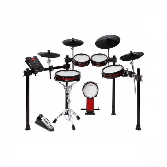 Alesis Crimson II SE 9 Piece Mesh Electronic Drum Kit - Special Edition