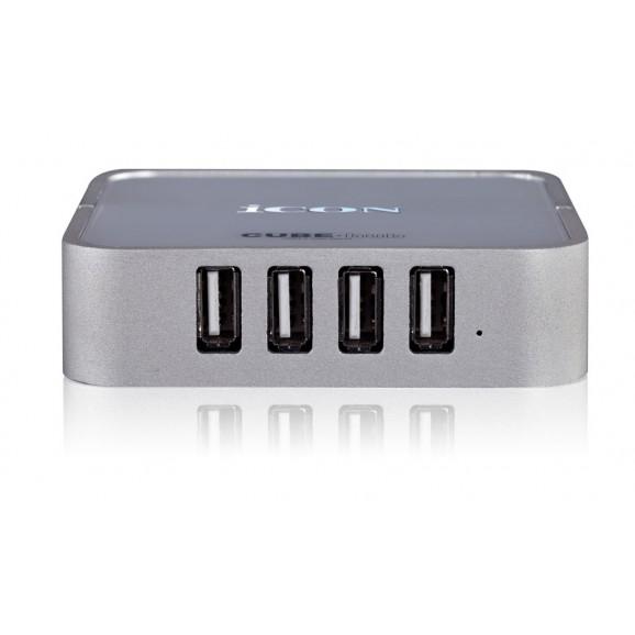 Icon Cube 4 Port Active USB Hub
