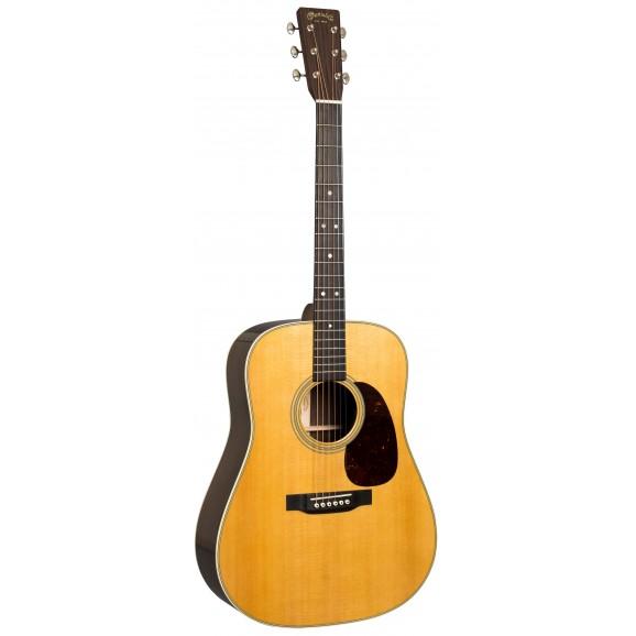 Martin D28 Dreadnaught Acoustic Guitar + Case