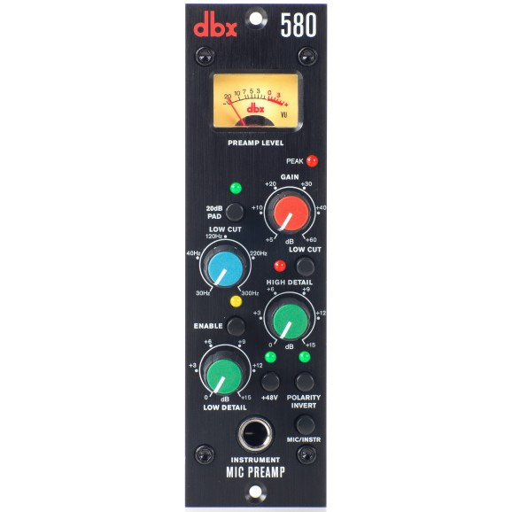 Mic Preamp - 500 Series