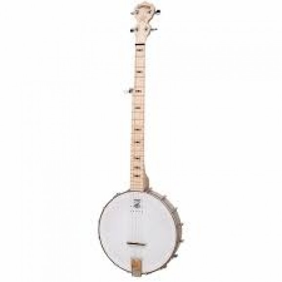 Deering Goodtime 5-String Openback Acoustic Electric Banjo