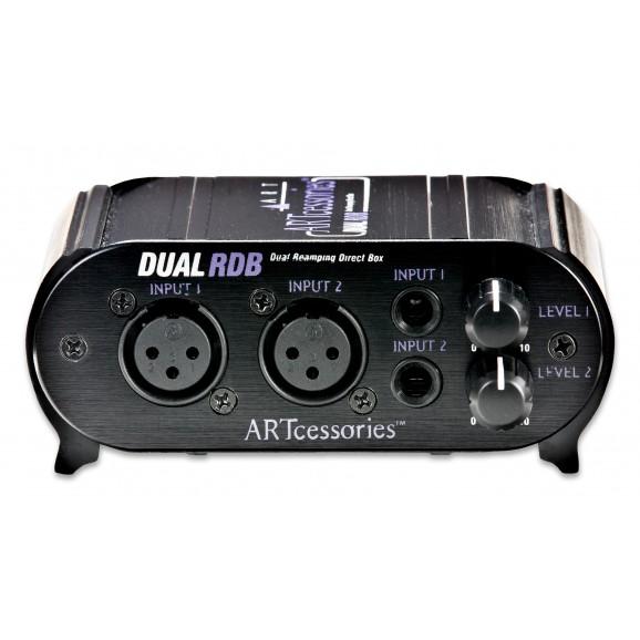 ART - DUAL RDB Dual Reamping Direct Box