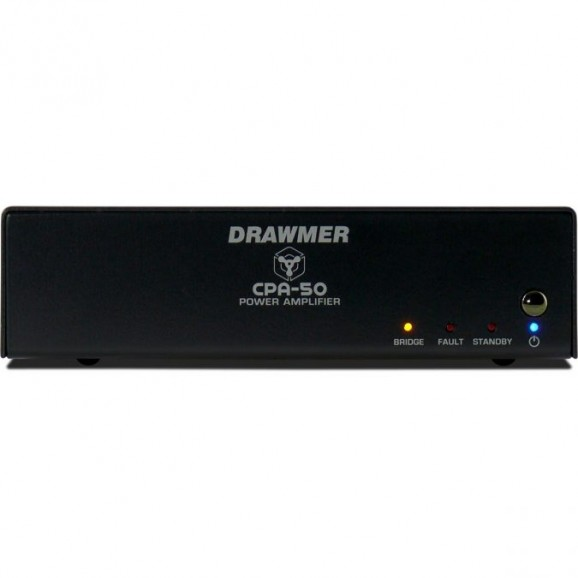 Drawmer CPA-50 Power Amplifier