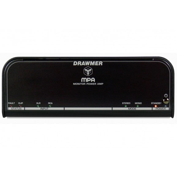 Drawmer MPA-90  Power Amplifier Perfect for NS10's and Auratones