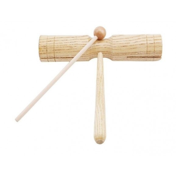 CPK 2 Tone Wood Block with Beater