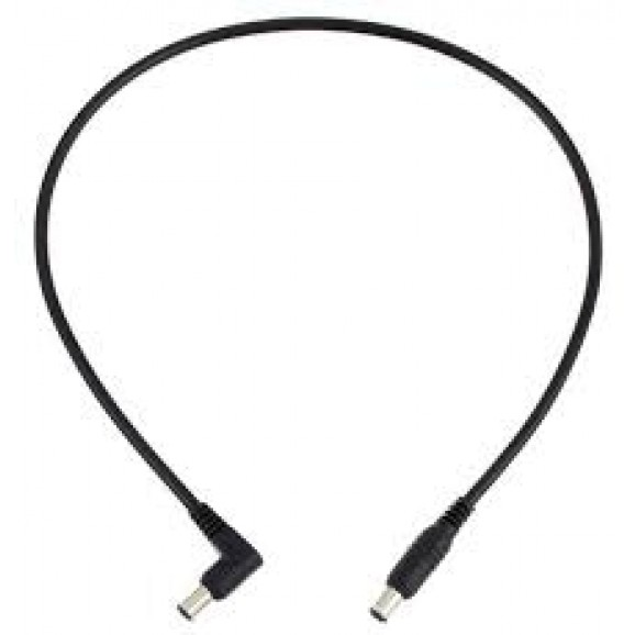 """Strymon EIAJ18 24 Volt Replacement EIAJ Cable (18"""" Straight to Right-Angle)"""