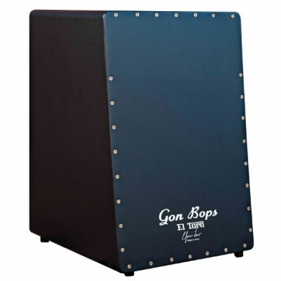 Gon Bops El Toro Cajon with Bag