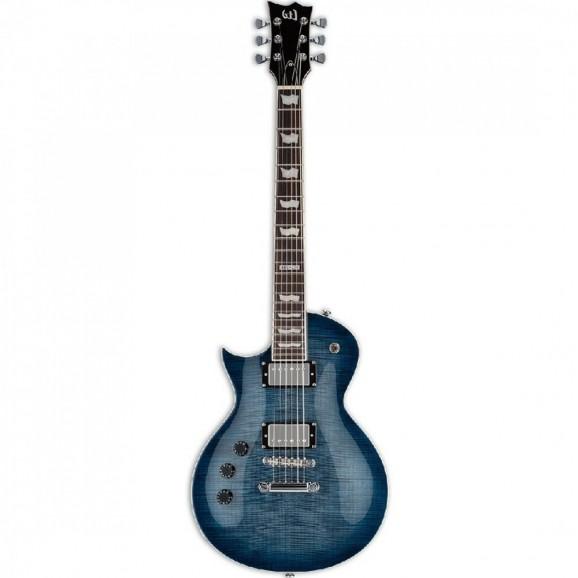ESP LTD EC-256 Electric Guitar in Cobalt Blue (left handed)