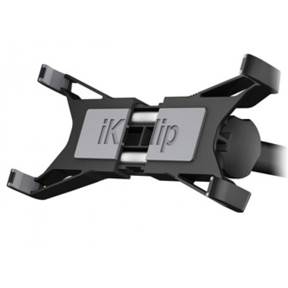 IK Multimedia iKlip Xpand Universal Tabletop Stand For Ipad And Tablets
