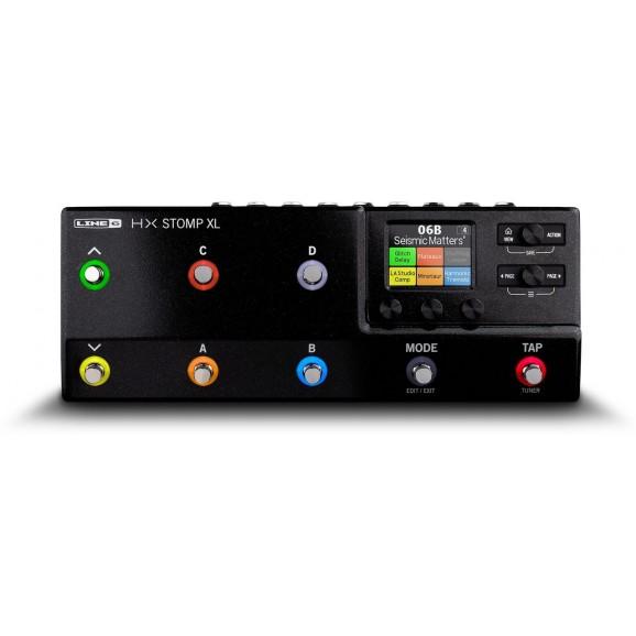 Line 6 Helix HX-STOMP XL  Pedal Guitar Processor
