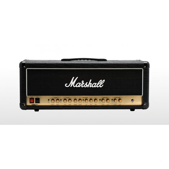 Marshall DSL100 Head 100W Valve Head