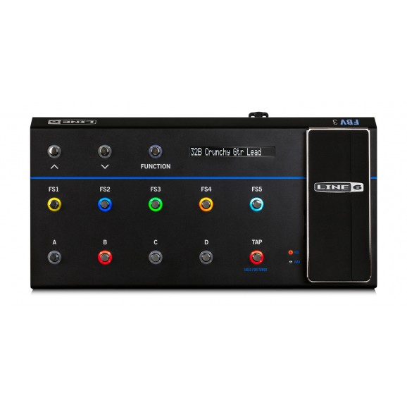 Line 6 FBV3 Advanced Foot Controller For Line 6 Amplifiers