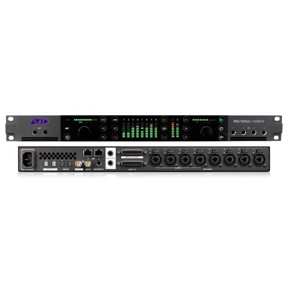 AVID Carbon   Pro Tools Carbon Audio Interface