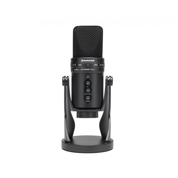 Samson G-Track Pro USB Microphone with Audio Interface