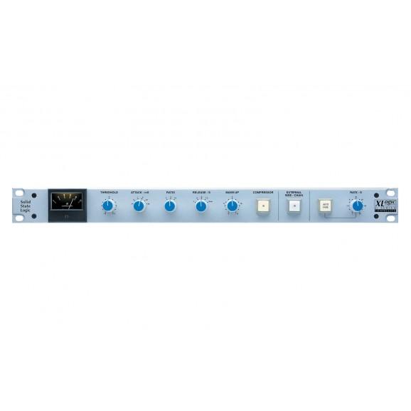 SSL Sold State Logic - XLogic 1U G Series Stereo Compressor
