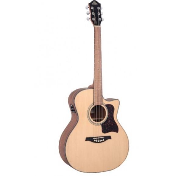 Gilman GA10CE Acoustic Electric Guitar