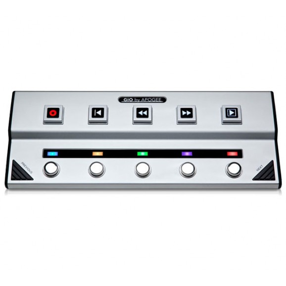 Apogee Gio - 1 ch. Guitar Interface and Controller for Mac