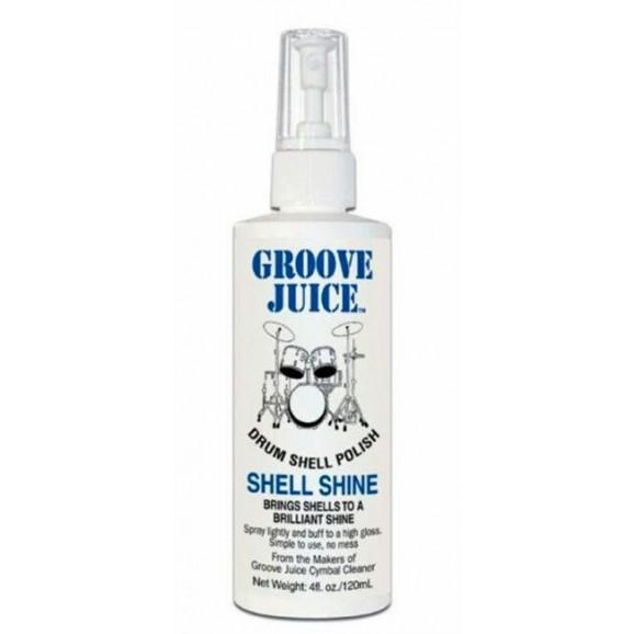 Groove Juice Shell Shine Drum Shell Polish Spray