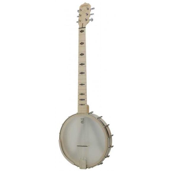 Deering Goodtime Six Jumbo Openback Banjo