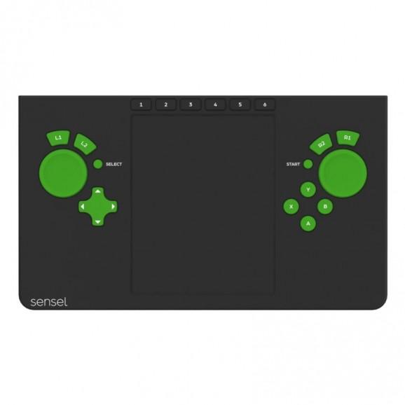 SENSEL - Gaming Pad Overlay