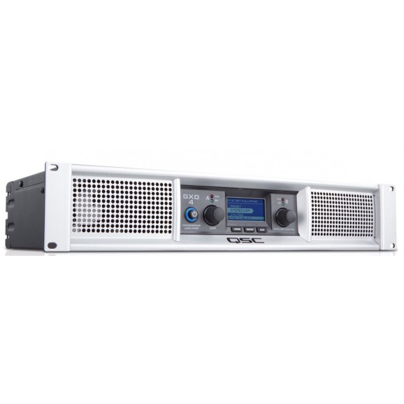QSC GXD4 Professional Power Amplifiers