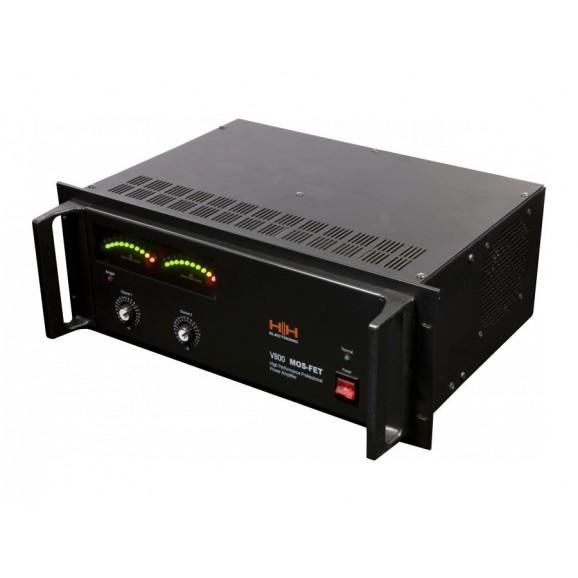 HH Electronics V800 2X400 Power Amplifier