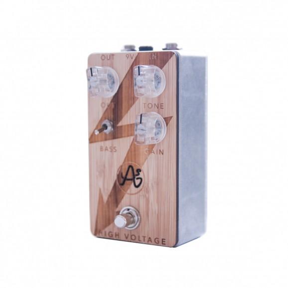 AnaSounds High Voltage Distortion Pedal