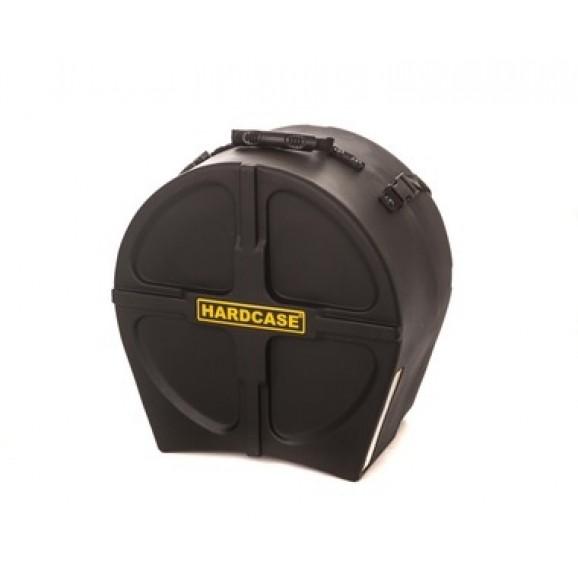 """Hardcase 14"""" Tom Drum Case in Black"""