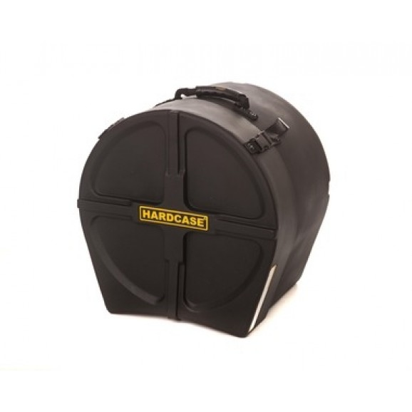 Hardcase 16 Inch Floor Tom Case in Black