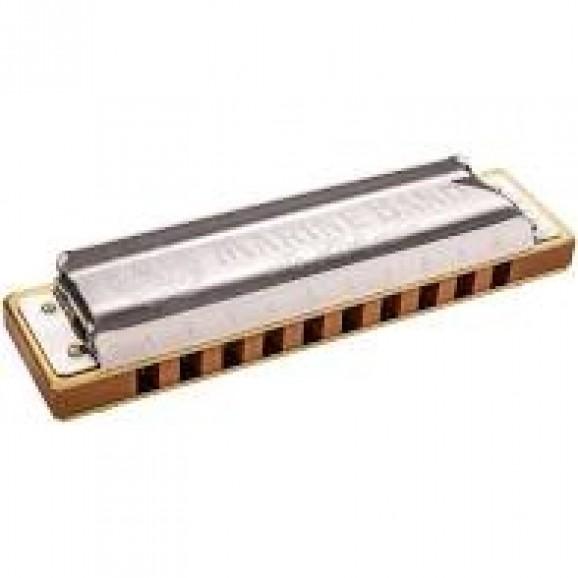 Hohner Marine Band Crossover 10-Hole Diatonic Harmonica (C)