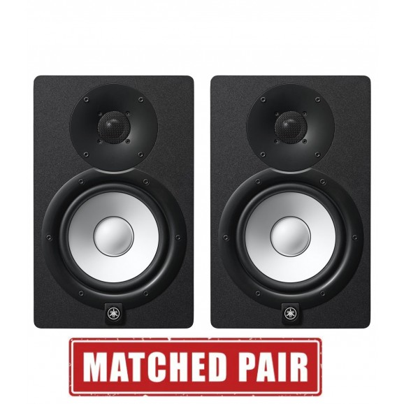 Yamaha HS7MP Studio Monitors Matched Pair