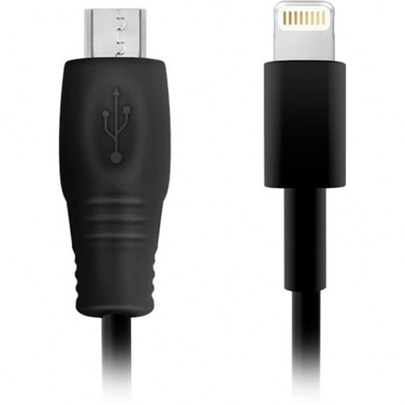 IK Multimedia - Lightning to Micro-USB Cable for iRig Range