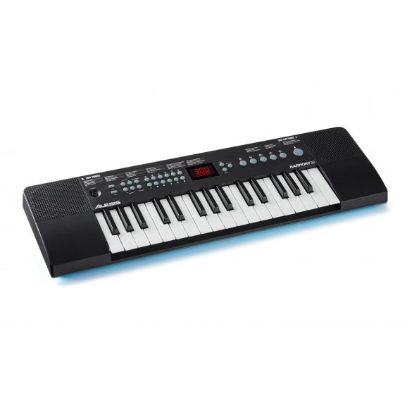 Alesis Harmony32 32-Key Portable Keyboard with Built-In Speakers