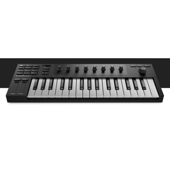 Native Instruments - Komplete Kontrol M32 Micro-Sized Keyboard Controller