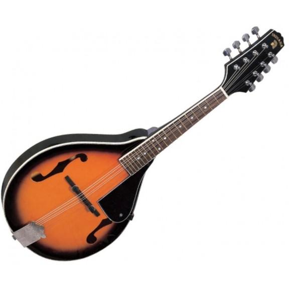Indiana B-M1 Mandolin A-Style w/ F-holes and Multi-bound Body